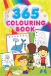 365 Colouring Book Image