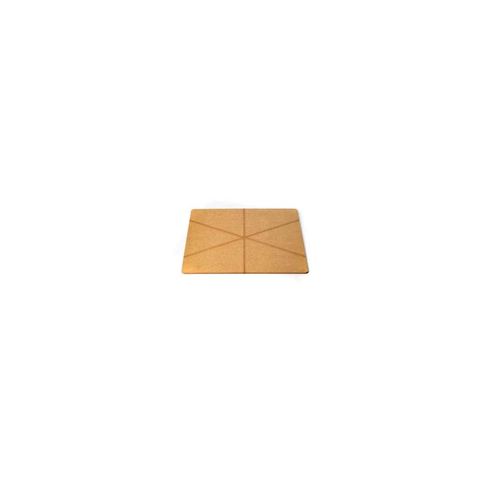 Equalizer Pizza Peel Cutting Board, 8 Slice, 18 X 24, 1/2