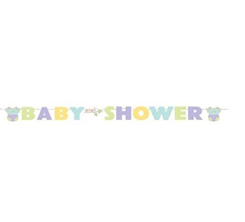 Baby Shower 'Love Bug' Foam Letter Banner (8ft) - 1