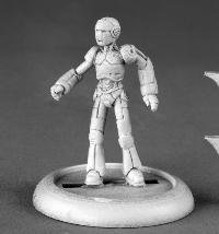 ALF 24 Robot Assistant Chronoscope Miniatures