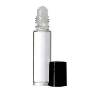 18 Empty Glass 10ml Roll On Perfume Bottles