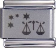 Italian Charms Waage (Laser) Nomination-Style Italian Charms