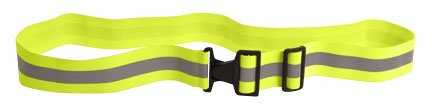 Reflex Extended Belt w/ Buckle Closure (Neon Yellow)