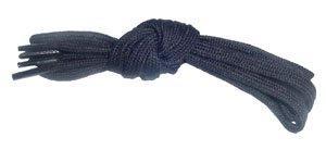 Black Flat Laces 45cm - 220cm 1 pair selection