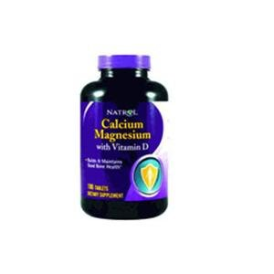 Image for Natrol - Calcium Magnesium & Vitamin D