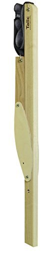 Talic Canoe Roost - Wall Mounted Storage Rack (Outdoor Wood Kayak Rack compare prices)