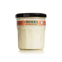 Mrs Meyers Clean Day - Mrs. Meyer'S Soy Candle - Geranium - 7.2 Oz Candle