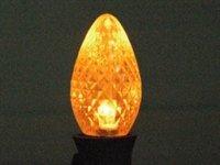 C7 Yellow Twinkle Led Retrofit Bulb