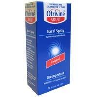 Otrivine Nasal Spray Decongestant 10ml