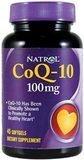 CoQ-10 100mg. 30 Softgels