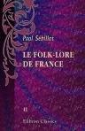 img - for Le folk-lore de France. Tome 2. La mer et les eaux douces book / textbook / text book