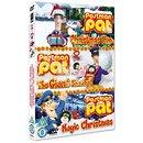 Postman Pat: Christmas Triple: 3dvd