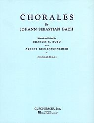 Chorales 1-91 (Piano Solo). By Johann Sebastian Bach. Edited By Charles Boyd and Albert Riemenschneider. Arranged By Charles Boyd, Albert Riemenschneider. For Piano, Piano/keyboard. Piano Collection. PDF