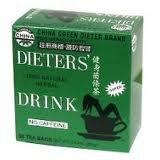 Uncle Lees Tea Dieters Tea For Weight Loss 30 Bags, 2.42oz (69g)