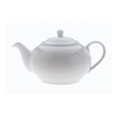 Maxwell And Williams 3-Cup Basics Teapot, White