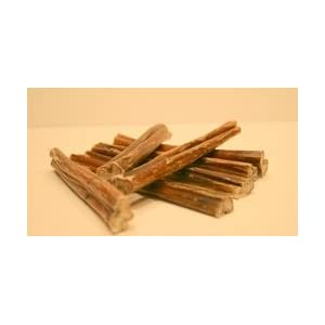 "6"" Bully Sticks Select 30 pieces"