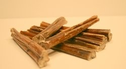 "6"" Bully Sticks Select 30 pieces Odor Free Sealed"