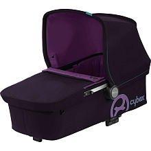Regal Lager Callisto Carry Cot, Purple Potion - 1