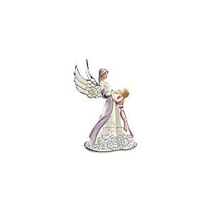 """My Granddaughter, My Joy"" Porcelain Musical Figurine"