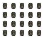 Team Associated 25226 M4 x 5mm Set Screws