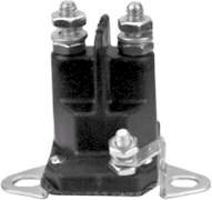 Lawn Tractor Starter Solenoid, MTD 725-0771, 725-0530, 925-0771; Murray 24285, 424285, 9924285 by Rotary