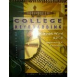 College Keyboarding Microsoft Word 6.0/7.0 Word Processing: Lessons 1-60
