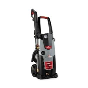 Briggs & Stratton 20522 1.3-Gpm 1700-Psi Electric Pressure Washer With Integrated Inflator And On-Board Detergent Tank