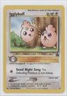 Pokemon - Igglybuff (Pokemon TCG Card) 1999-2002 Pokemon Wizards of the Coast Exclusive Black Star Promos #36 - 1