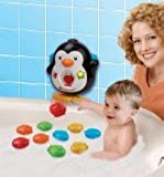 VTech Count and Dive Penguins Bath Toy