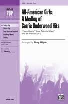 All-American Girls: A Medley of Carrie Underwood Hits Choral Octavo