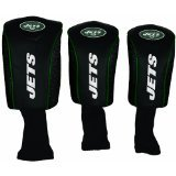 New York Jets Golf 3 pack MB Headcovers at Amazon.com