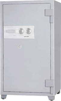 LION 防盗耐火金庫 SG-1260 品番70576