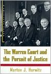 img - for The Warren Court and the Pursuit of Justice Publisher: Hill and Wang book / textbook / text book