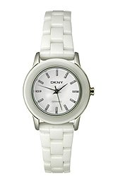 DKNY 3-Hand Analog Ceramic Women's watch #NY8295