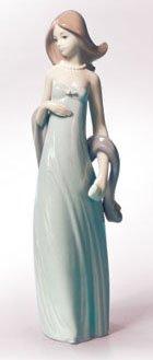 Lladró Ingénue Figurine