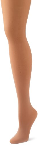 Danskin Women's Ultrasoft Microfiber Footed Tight