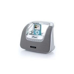 Memorex, MiniMove Portable BoomBox Silv (Catalog Category: Digital Media Players / iPod Docks & Speakers)