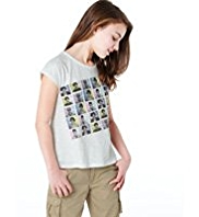 Pure Cotton One Direction T-Shirt