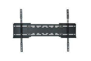 """Mount World 1152F Extra Wide Low Profile Fixed Wall Mount for 50"""" to 84"""" Flat Screen HDTV (Suppport Stud Distance up to 42"""" Wide)"""