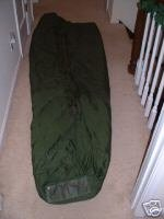 Us Military Modular System Green Patrol Sleeping Bag