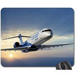 bombardier-crj-1000-aircraft-mouse-pad-mousepad-102-x83-x-012-inches