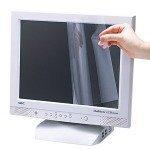 SANWA SUPPLY LCD-160KW 液晶保護光沢フィルム 16.0型ワイド
