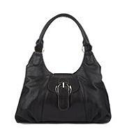 M&S Collection Buckle Apron Handbag