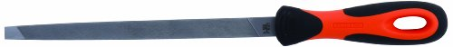 Bahco 6-Inch 4-183-06-2-2 Taper Saw File with Handle, 5-Pack