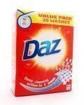 JUMBO DAZ WASHING POWDER 38 WASHES - 38 WASHES
