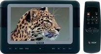 X4-Tech Zelo M8 20,3 cm (8 Zoll) Tragbarer LCD-Monitor