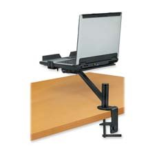 Fellowes Inc : Laptop Arm,3 Positions,Height Adjust.,13\