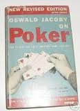 img - for Oswald Jacoby on Poker book / textbook / text book