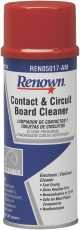 RENOWN CONTACT AND CIRCUIT BOARD CLEANER