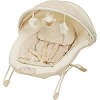 Graco Soothe & Swaddle Bouncer front-922348